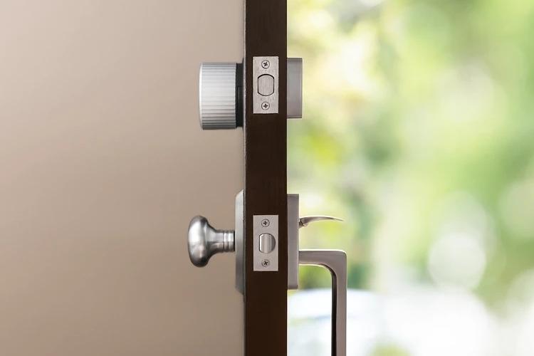 Retrofit lock